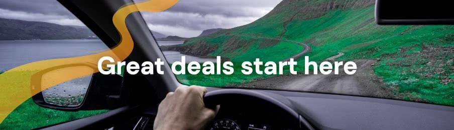 great deals start here
