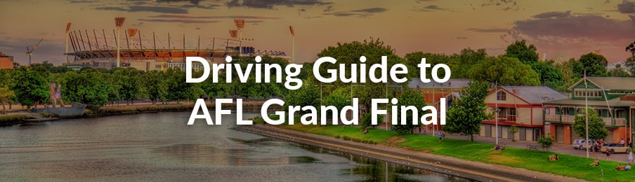 Driving Guide to AFL Grand Final in AU