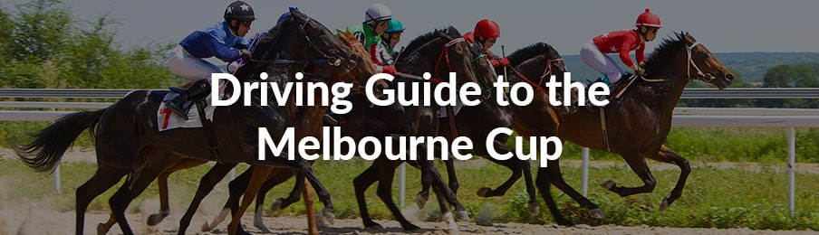 driving guide to the Melbourne Cup