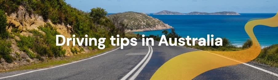 Driving tips in Australia