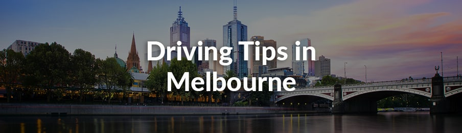driving tips in melbourne
