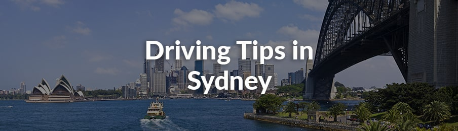 driving tips in sydney