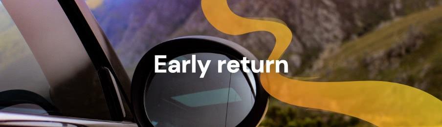 Early return