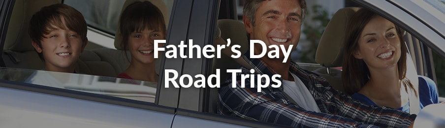 Father's Day Road Trips in Australia