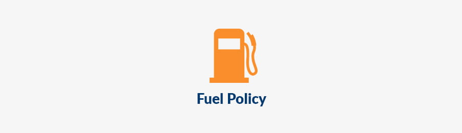 Fuel policy AU banner