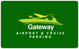 gateway airport and cruise parking