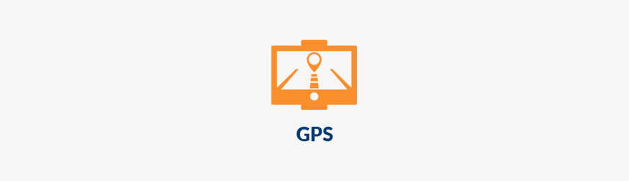GPS for rental car, extras in AU guide banner
