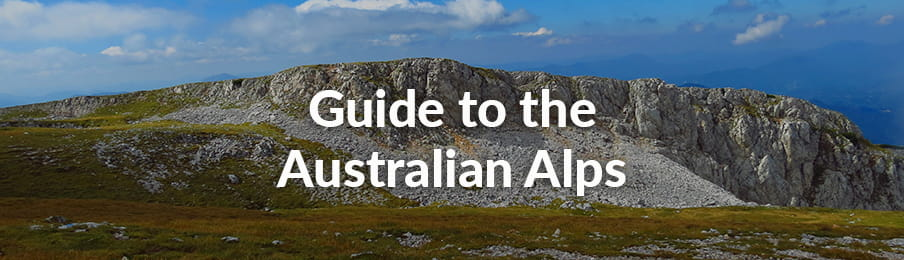 Guide to Australian Alps banner