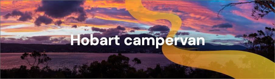Hobart campervan