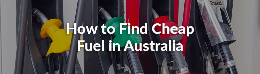how to find cheap fuel in Australia