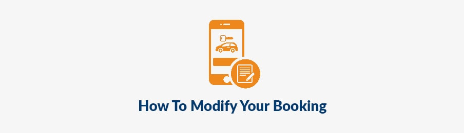 how to modify or cancel your booking