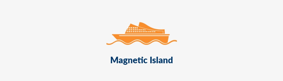 Island travel in magnetic island AU banner