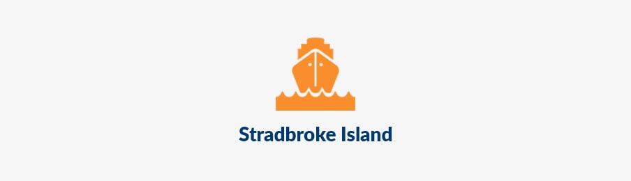 Island travel in stradbroke island AU banner