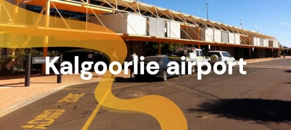 Kalgoorlie airport