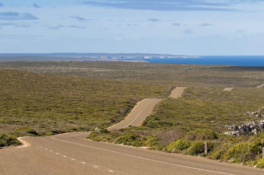 Kangaroo Island drive