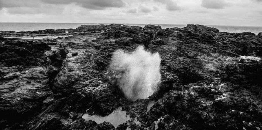kiama blowhole phenomenon