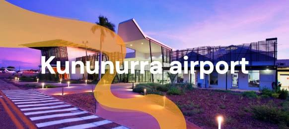 Kununutta airport