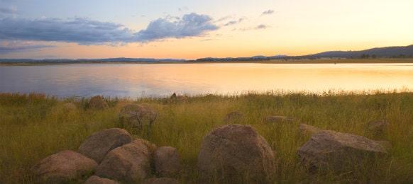 lake leslie near warwick queensland