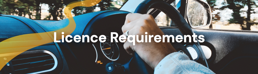 licence requirements