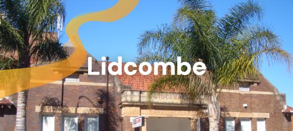 Lidcombe