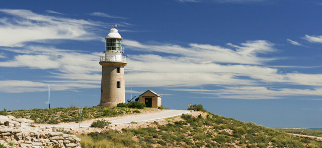 Lighthouse Exmouth Western Australia