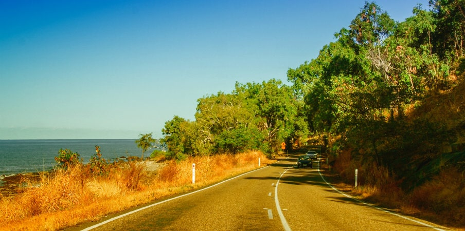 mackay road queensland