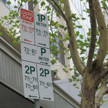 Parking in Melbourne