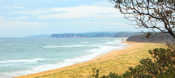 middle beach nsw australia