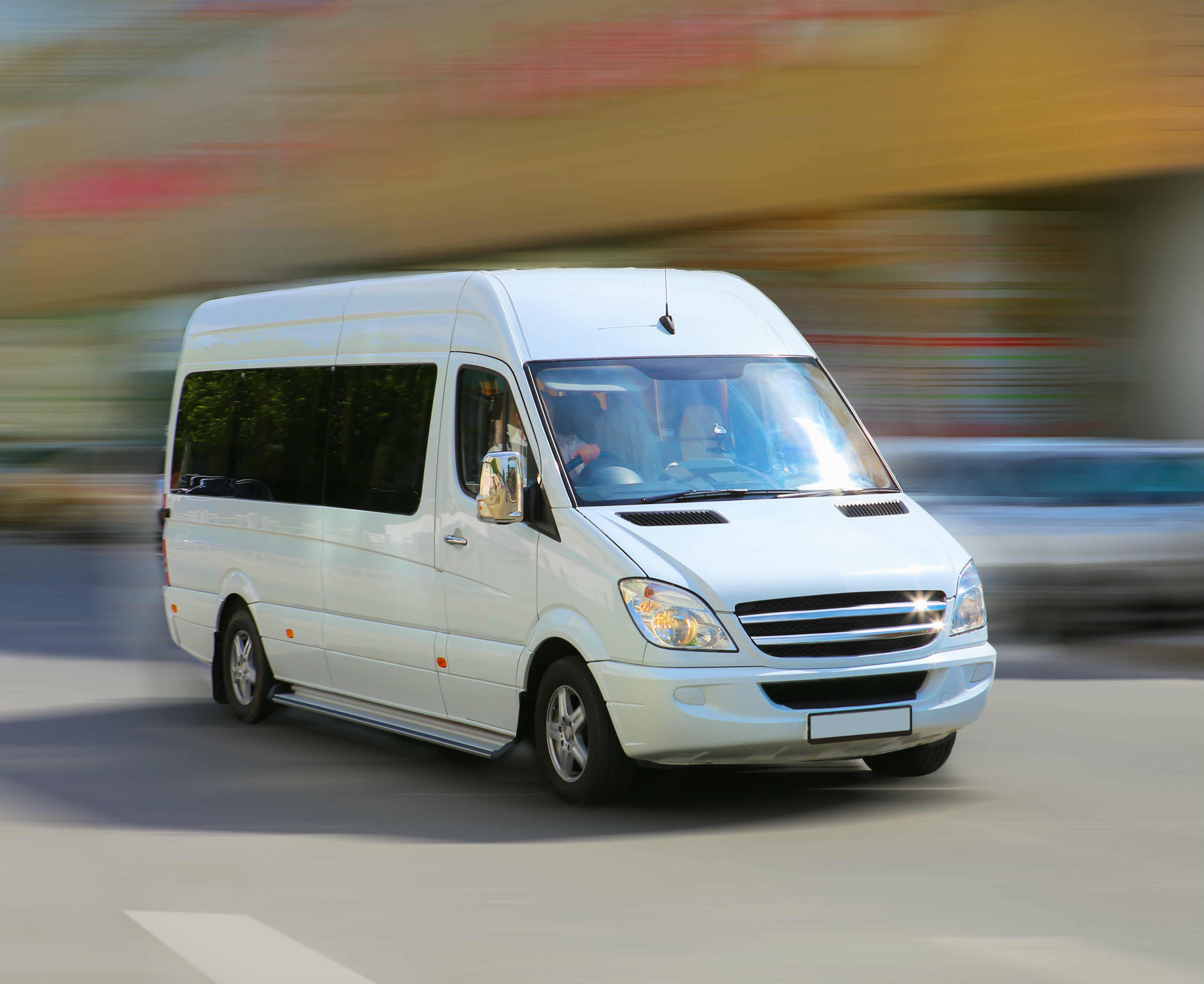 Minibus and Van Hire