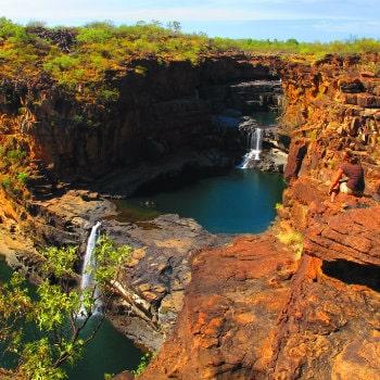 mitchell falls kimberley western australia