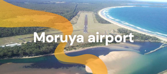 Moruya airport