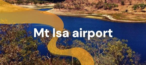 mount isa airport