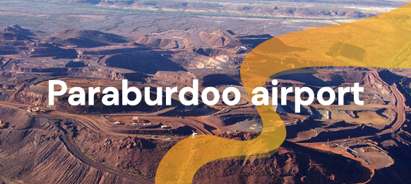 Paraburdoo airport