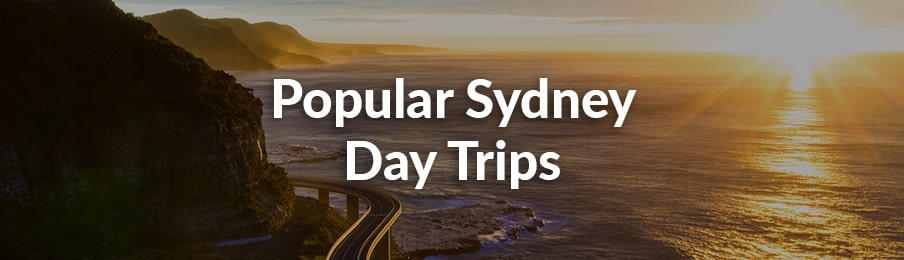 popular sydney day trips
