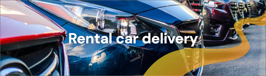 Rental car delivery
