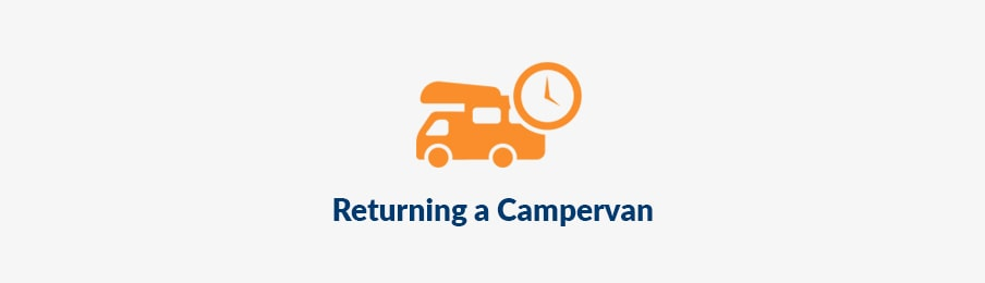 returning a campervan
