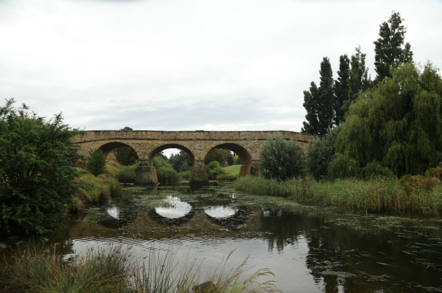oldest bridge in richmond