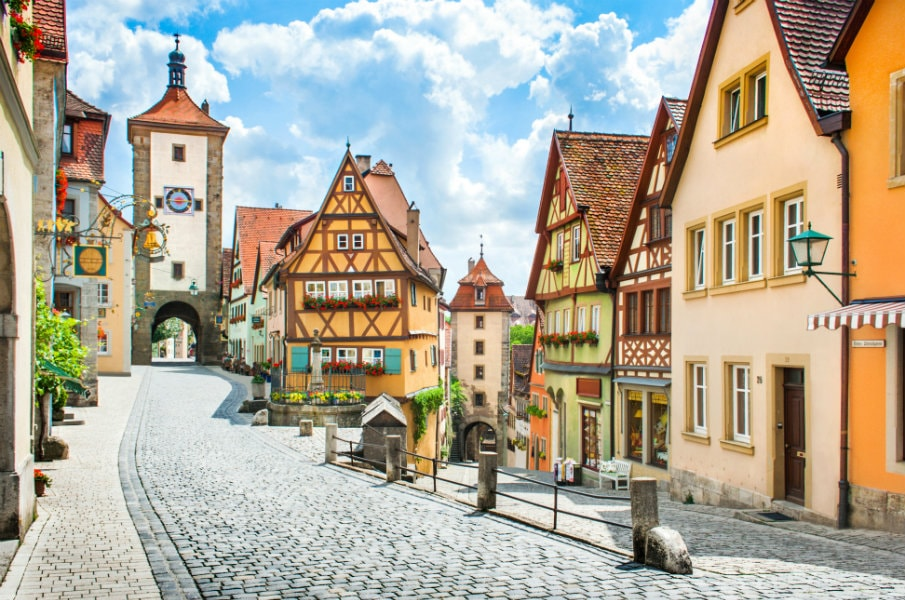 Romantic Road Germany