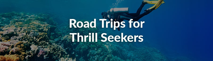 Road Trips for Thrill Seekers