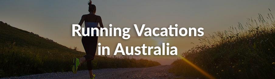 running vacations in australia
