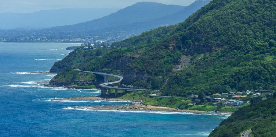 Scenic Grand Pacific Drive, Coalcliff, NSW, AU