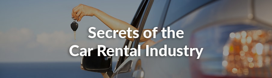 Secrets of the Car Rental Industry in AU banner