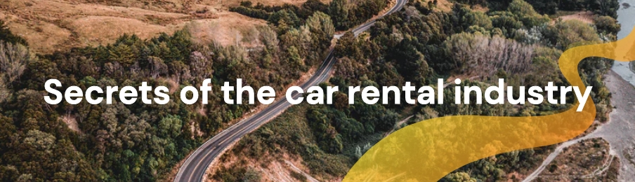 Secrets of the car rental industry
