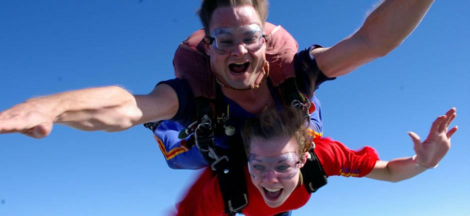 Skydiving Cairns Guide