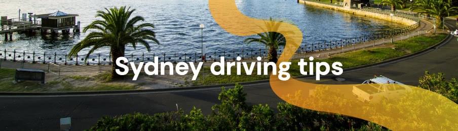 Sydney driving tips