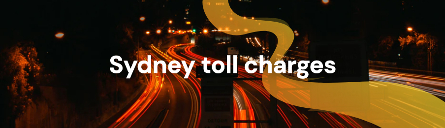 Sydney toll charges