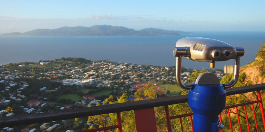 townsville hill lookout