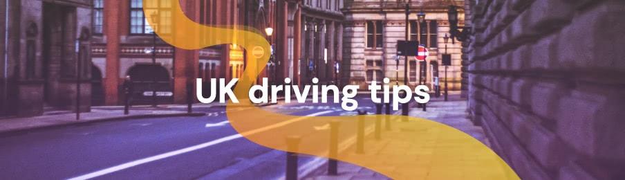UK driving tips
