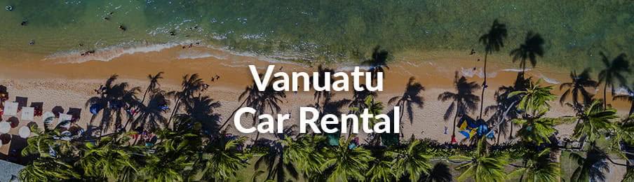 Vanuatu Car Rental guide
