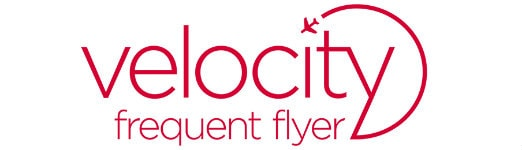 Velocity Frequent flyer banner